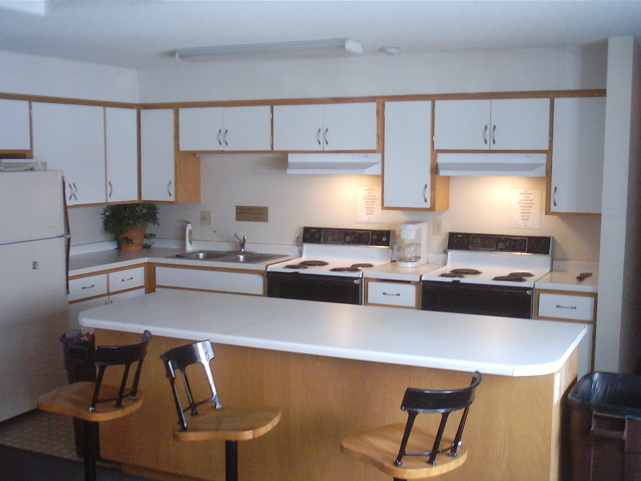 Image Gallery Dorm Kitchen